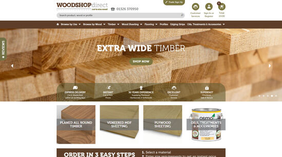 woodshop home